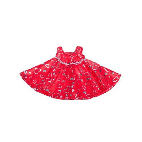 Bear Red Dress