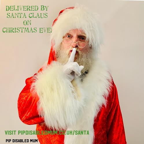Christmas Eve Extra Child