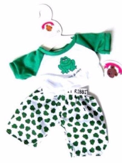 Frog Bear PJ's