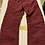 Thumbnail: Corded Burgundy Jeans - Baby K - Y8