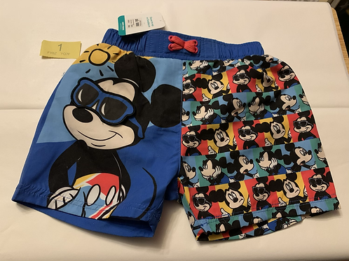 Micky Mouse Swim Shorts Y1