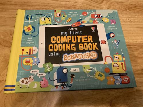 Usborne My first Computer Coding Book (scratch Jr)