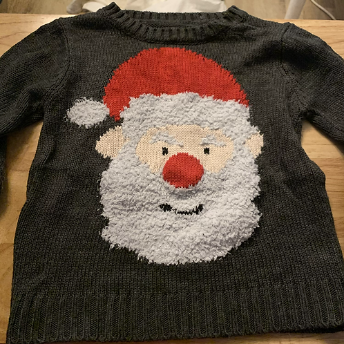 Musical Santa Jumper