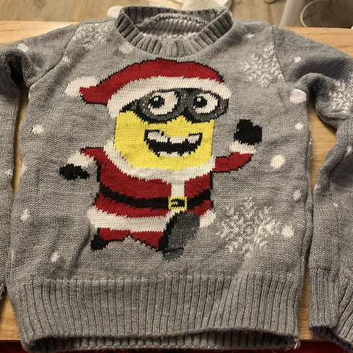 Minions Christmas Jumper