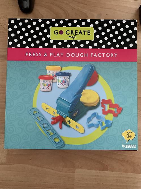 Play Dough Factory - New Unused