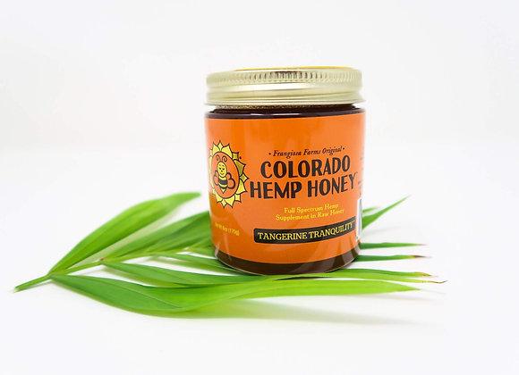 Colorado Hemp Honey Tangerine Tranquility