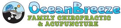 oceanbreeze chiropractic logo