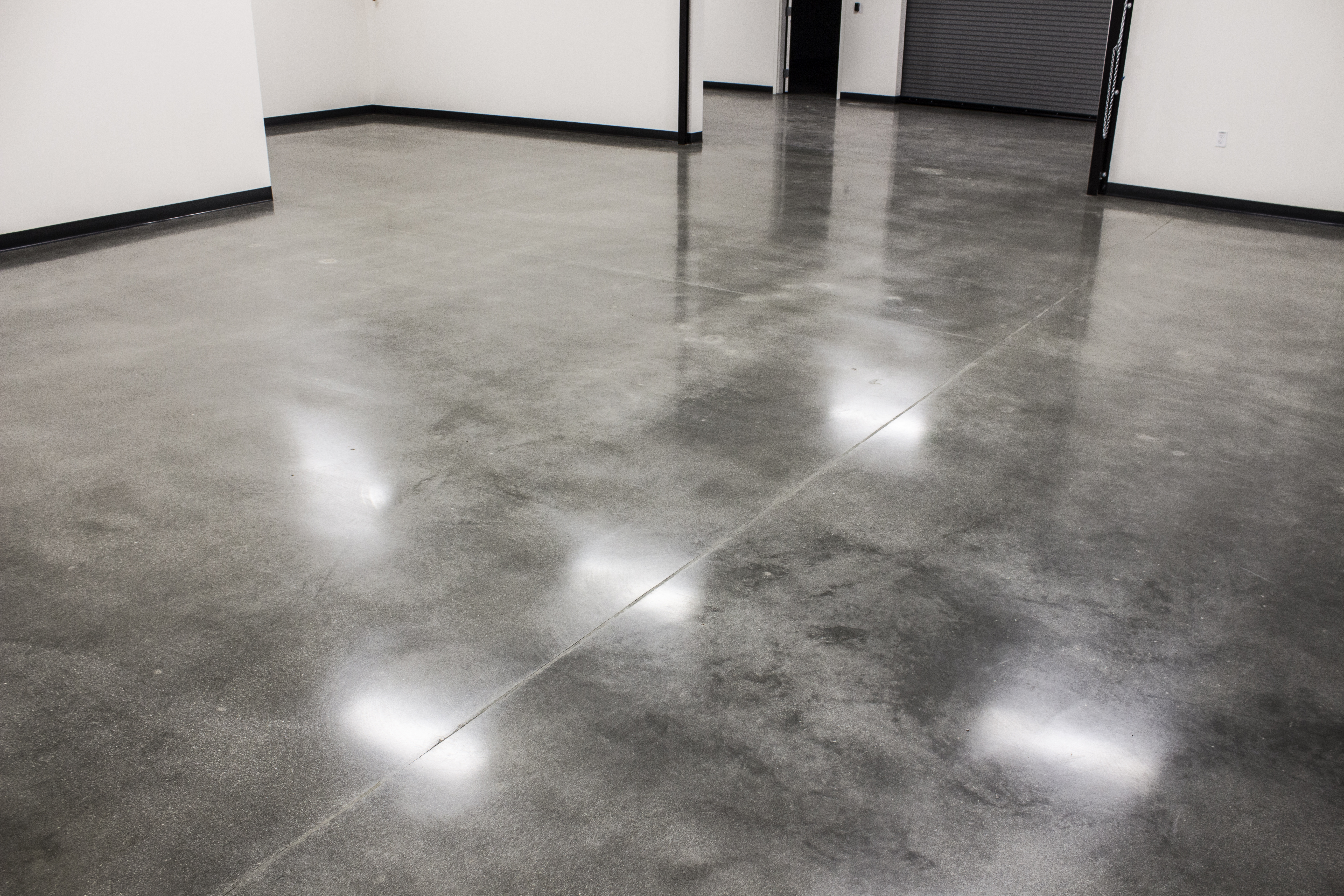 Concrete Polishing and Stain