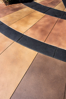 Multi-Color Stain and Seal