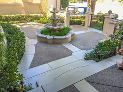 Concrete overlay, cement coating