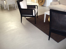 Smooth Cement Overlay, Seal