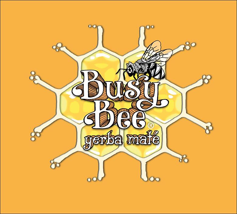 Busy Bee Yerba Mate