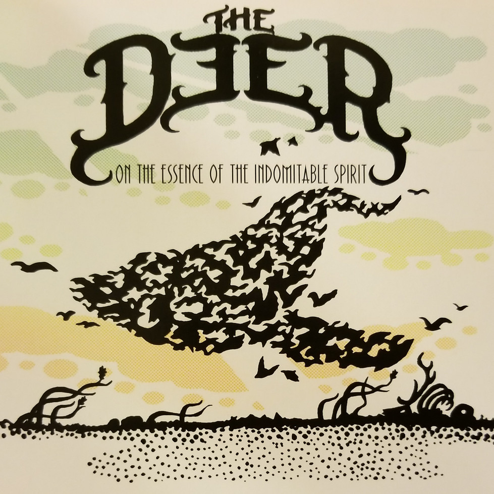 The Deer: On The Essence...(2017 redesign)