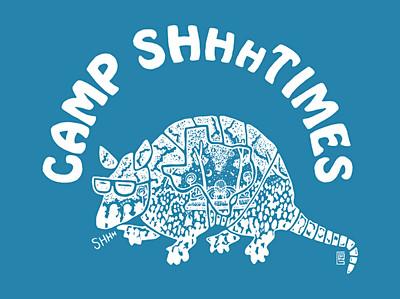 Camp Shhhtimes - Old Settler's Fest 2017
