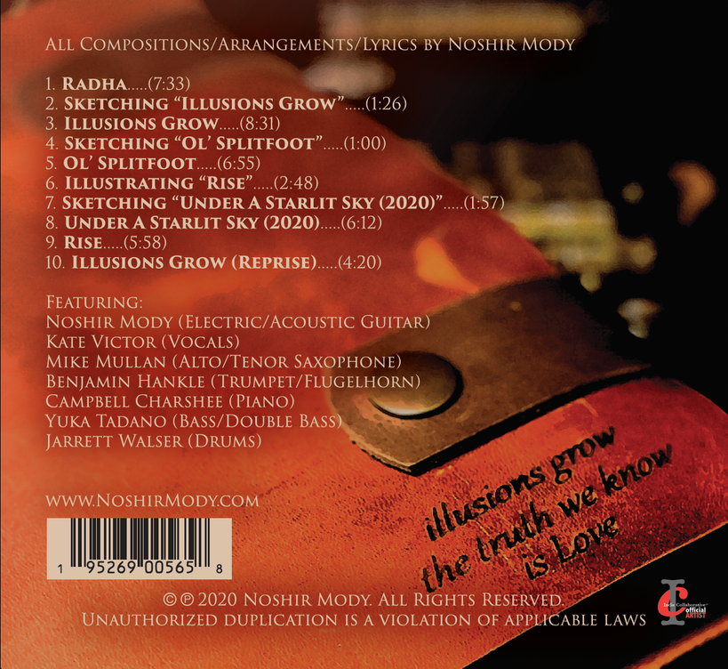 2. Back Cover