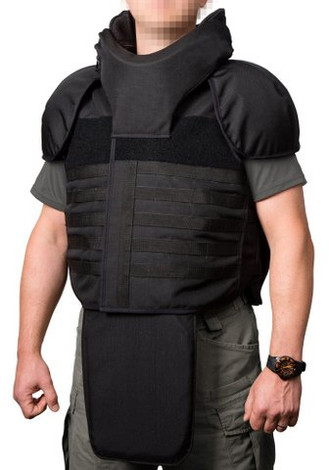 Introducing The World's Toughest Cell Extraction Vest to the Corrections Market