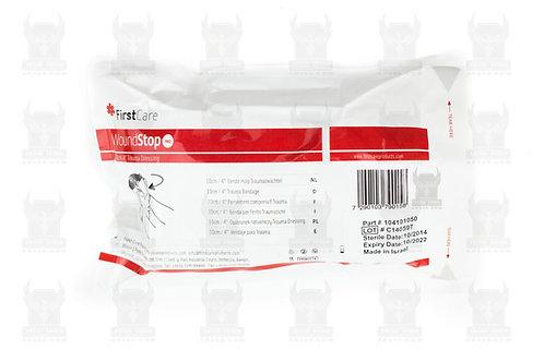 """WoundStop Pro Emergency Bandage - 4"""""""