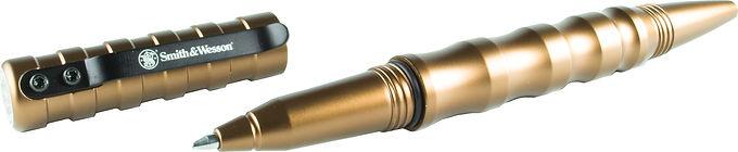 Smith & Wesson M&P Gen 2 Tactical Pen Brown