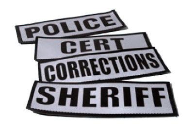 Reflective Name Plate