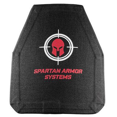 Spartan Level III+ 10x12 Body Armor Plates Set of 2