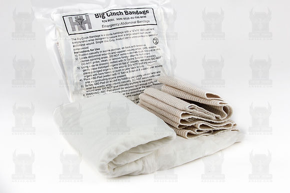 H&H Big Cinch Abdominal Compression Bandage
