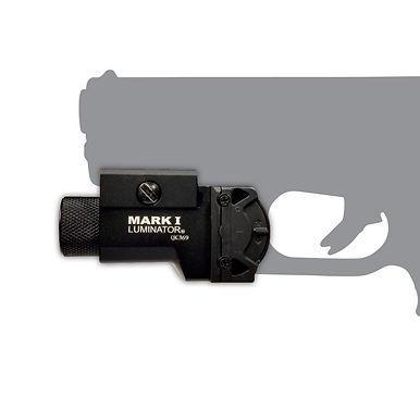 PowerTac Mark I Luminator- 595 Lumen Pistol Light