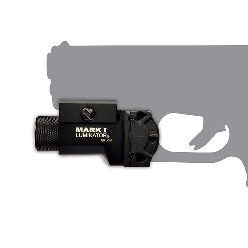 PowerTac Mark I Luminator- 595 Lumen Pistol Light