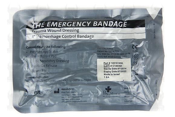 "Israeli Emergency Bandage - 4"""