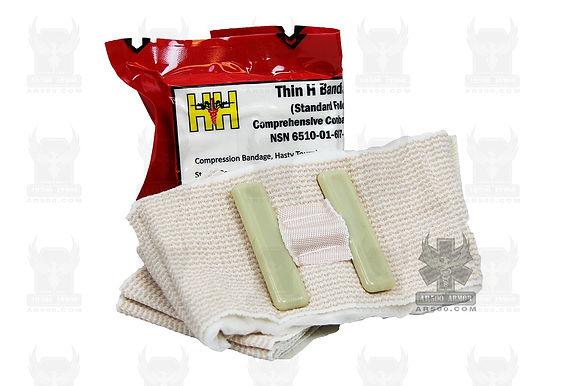 H&H Thin H Emergency Bandage (Standard Fold)