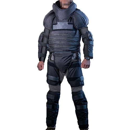 PPSS Stab Resistant Anti-Riot Suit