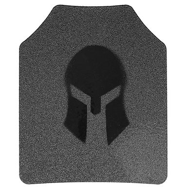 Spartan AR500 Single Plate (Various Sizes)