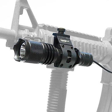 Warrior G4- 4200 Lumen LED Tactical Weapon Package