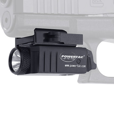 Mark Mini Luminator- 550 Lumen Compact & Multi-platform Compatible Pistol Light