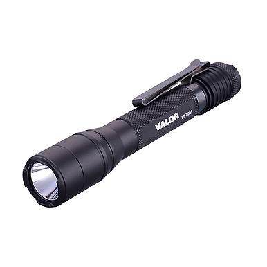 Valor- 800 Lumen Portable 2x AA Tactical & EDC Flashlight