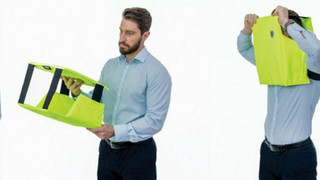 New Emergency Body Armour Set to Improve The Safety Of Airline Employees