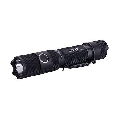 E9R-UV- Rechargeable E9R-UV 1300 Lumens / UV Security Docu Check