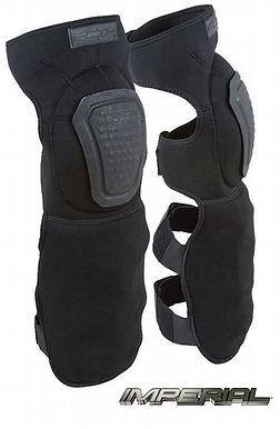 DNSG IMPERIAL Neoprene Knee/Shin Guards w/ Non-slip Knee Caps