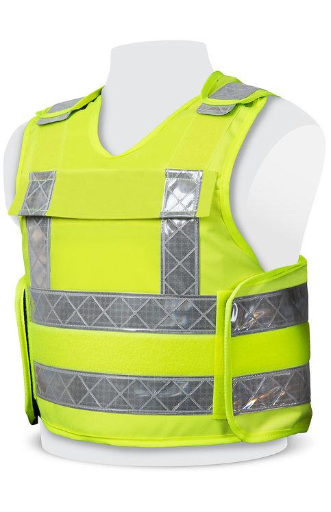 HVV1 Hi-Viz Overt Bullet Resistant Vest