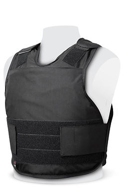 MV2 - Covert Bullet Resistant Vest W/ Optional Rifle Plates (NIJ Std 0101.06)