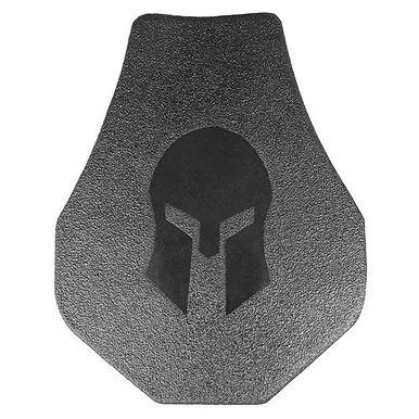 Spartan AR500 Omega 11x14 Swimmers Cut Plates (Set of 2)