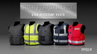 Stab Proof Vests Can Help Protect Bailiffs and Enforcement Agents