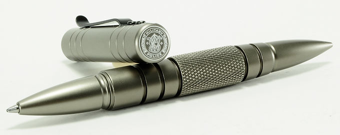 Smith & Wesson M&P Gen 1 Tactical Pen Silver