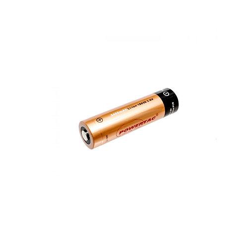 Powertac 18650 Single Battery (3400 mAh)