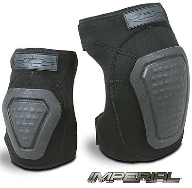 DNKP IMPERIAL Neoprene Knee Pads w/ Reinforced Caps