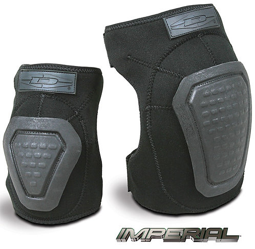 DNEP IMPERIAL Neoprene Elbow Pads w/ Reinforced Caps