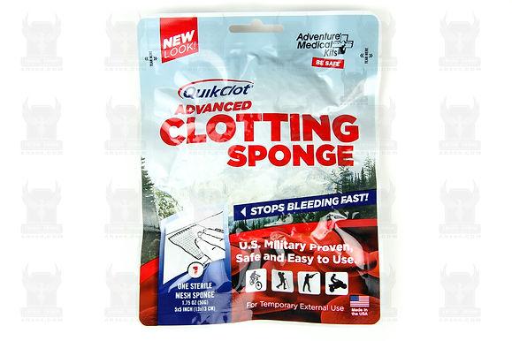 QuikClot Advanced Clotting Sponge (ACS)