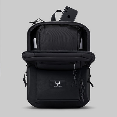The Firebird Armored Backpack