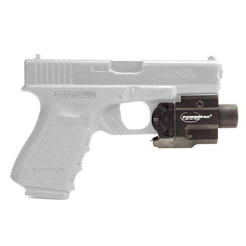 MARKSMAN- 550 Lumen LED Tactical Flashlight and Laser Light Combo