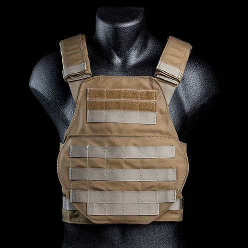 Spartan BCS Swimmers Cut Plate Carrier