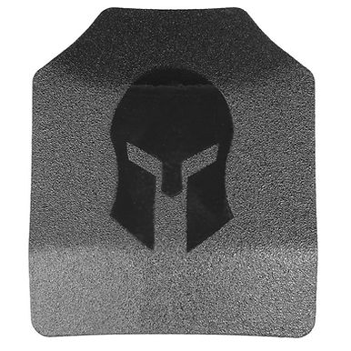 Spartan AR500 Omega 11x14 Shooters Cut Plates (Set of 2)